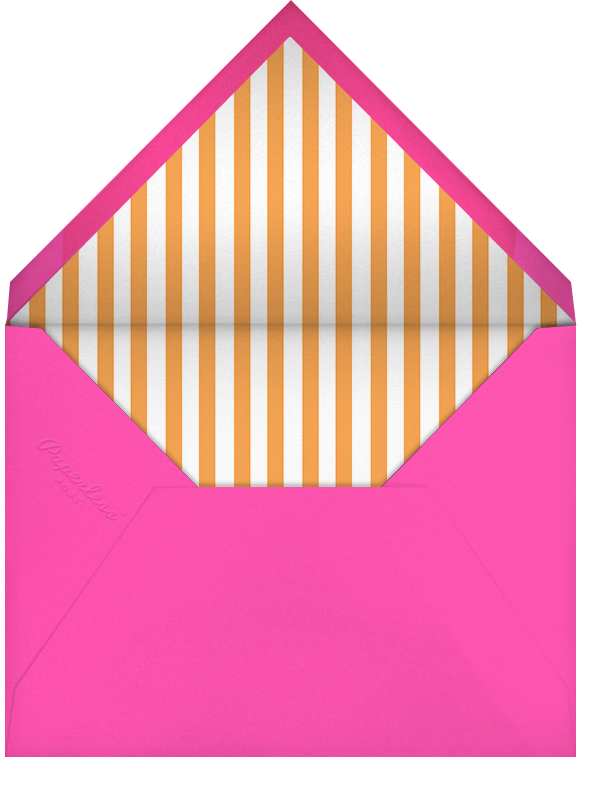 Gradient Full (Tall) - Pink - Paperless Post - Bachelorette party - envelope back