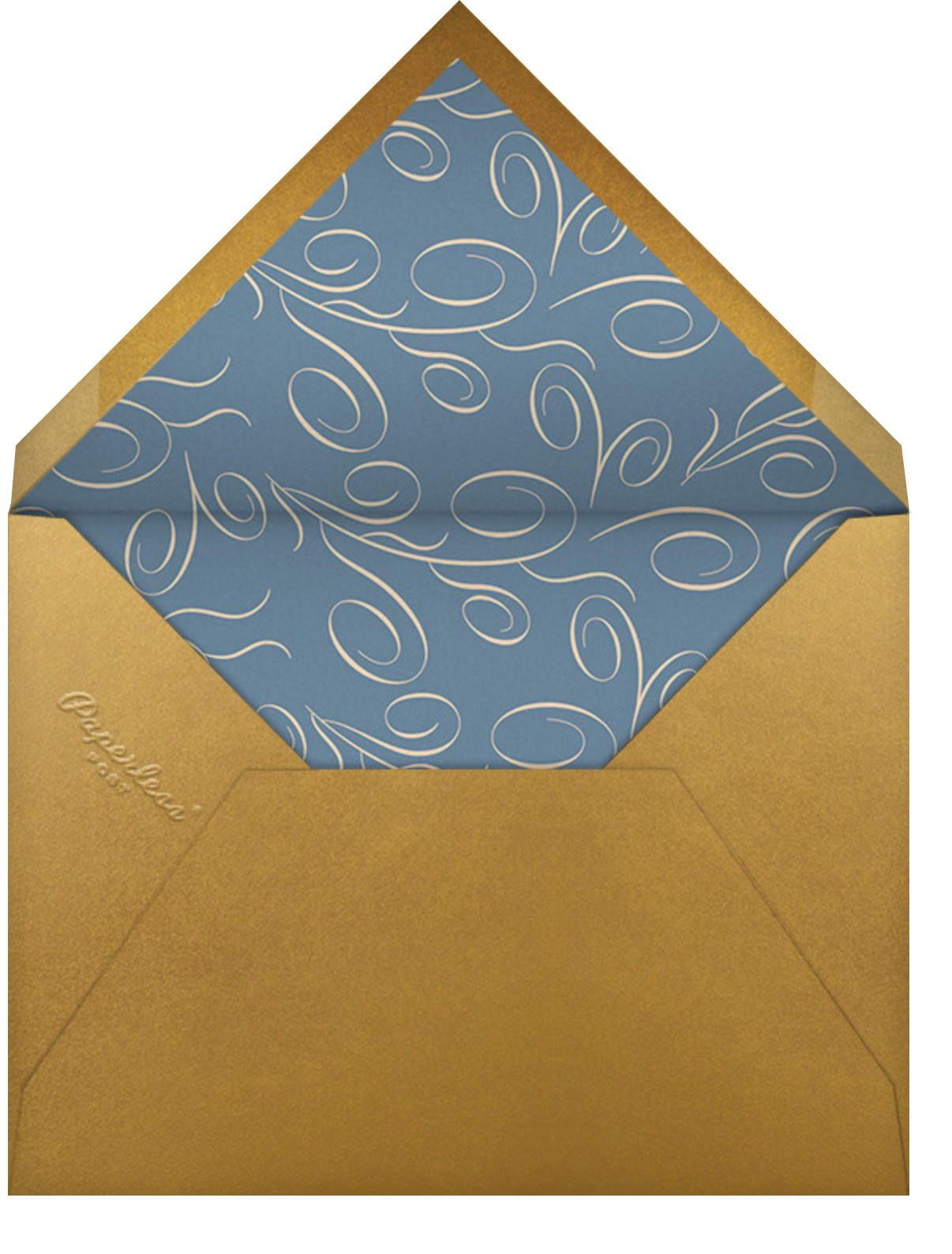 Licensed to Wed - Paperless Post - All - envelope back