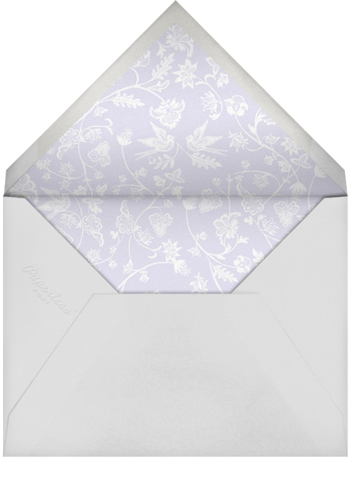 Specimen - Taro - Paperless Post - Envelope