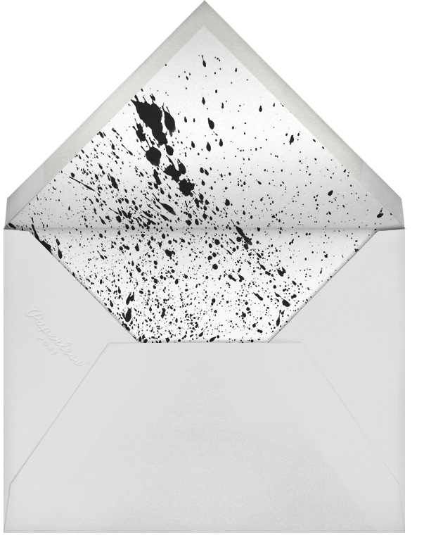 Density - White - Paperless Post - Cocktail party - envelope back