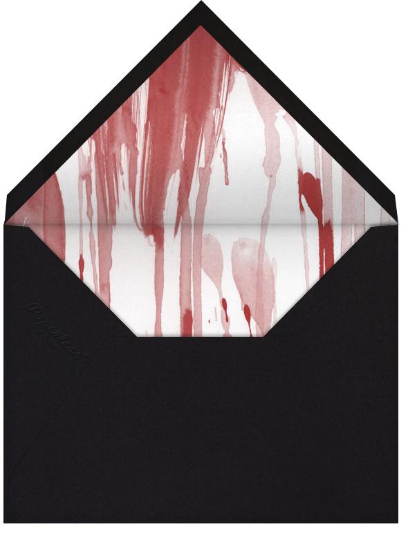 Nosferatu - Paperless Post - Halloween - envelope back
