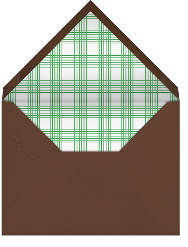 Emerald (Square) - Paperless Post - Sports - envelope back