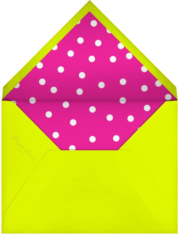 True Love - Paperless Post - Valentine's Day - envelope back