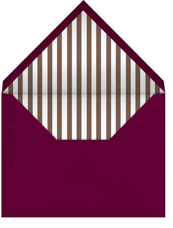 99 Bottles - Paperless Post - New Year's Eve - envelope back