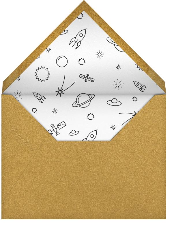 Beam Me Up Shottie - Paperless Post - Birthday - envelope back