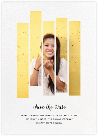 Five Dancing Photo Strips - Paperless Post - Online Party Invitations