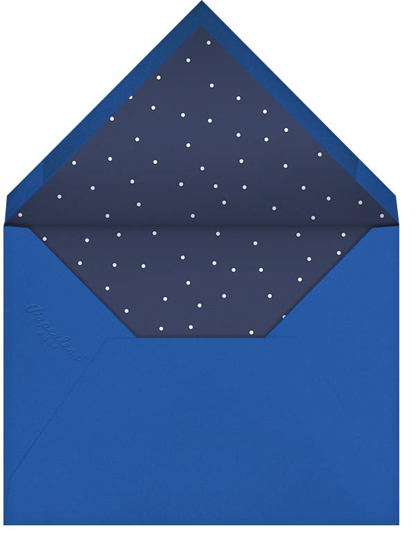 Rive Gauche - Blue - Paperless Post - Envelope