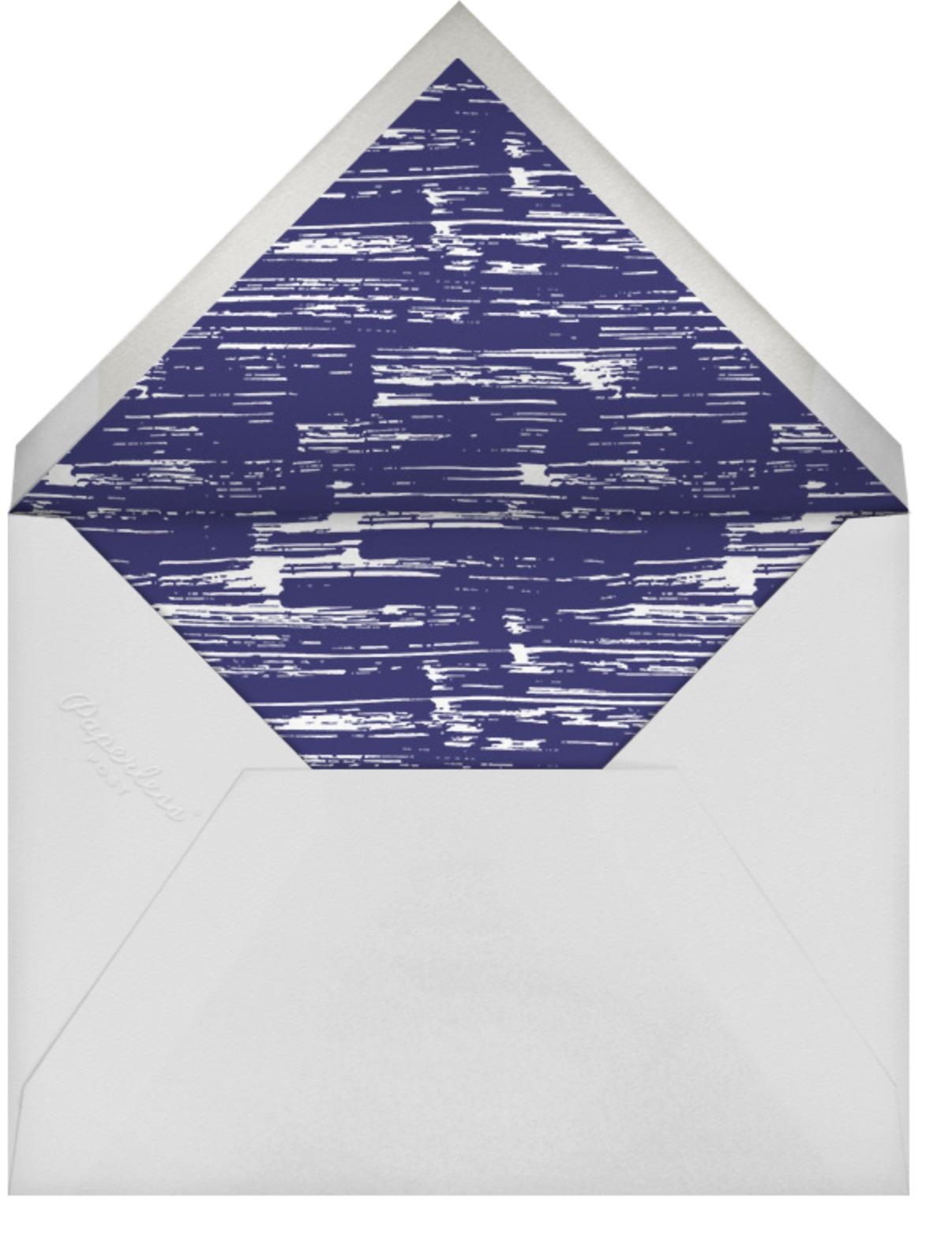 Crete Navy Vertical - Paperless Post - Reception - envelope back