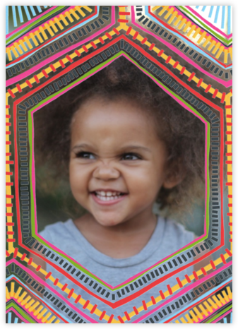Best Brightest Ever (Photo) - Crate & Barrel - Kids' birthday invitations