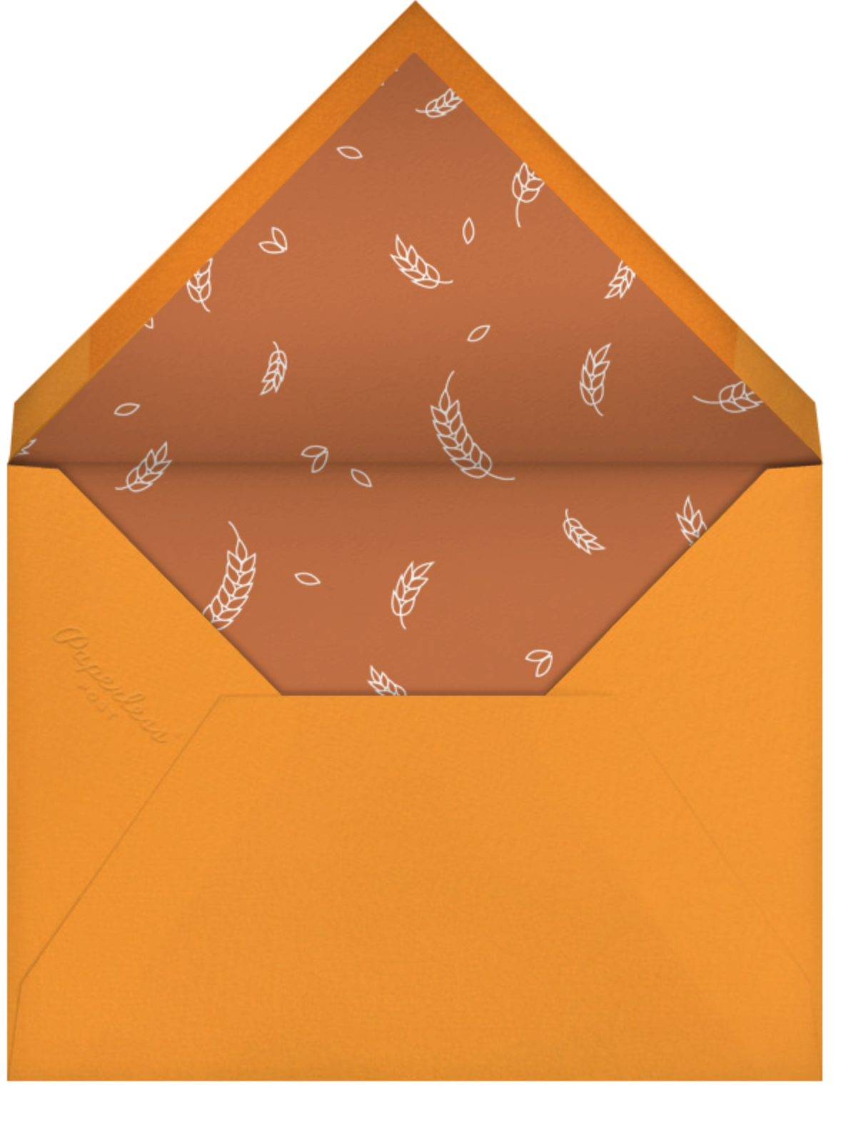 Cold Boys - Paperless Post - Happy hour - envelope back