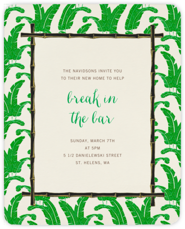 Lyford - Paperless Post - Celebration invitations