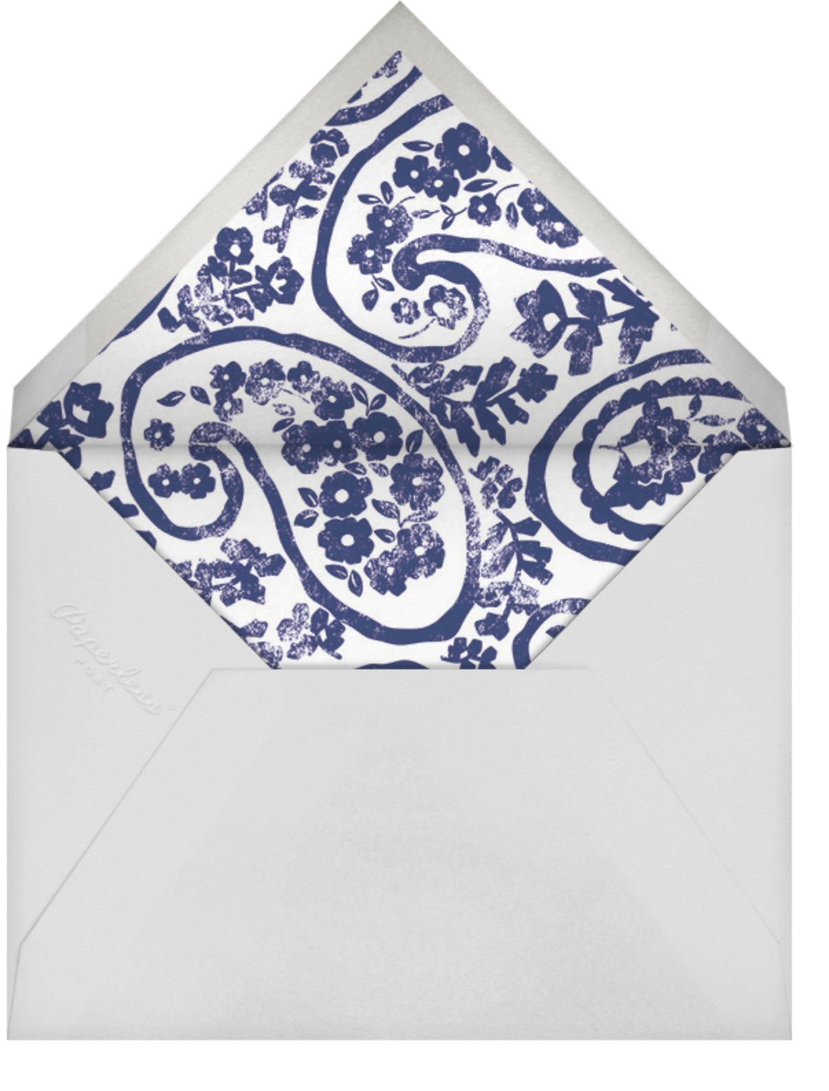 Party Platter - Crate & Barrel - Housewarming - envelope back
