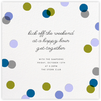 Carnaby - Blue - Paperless Post - Happy Hour Invitations