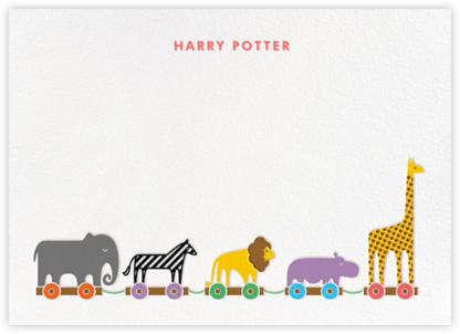 Animal Train - Paperless Post -