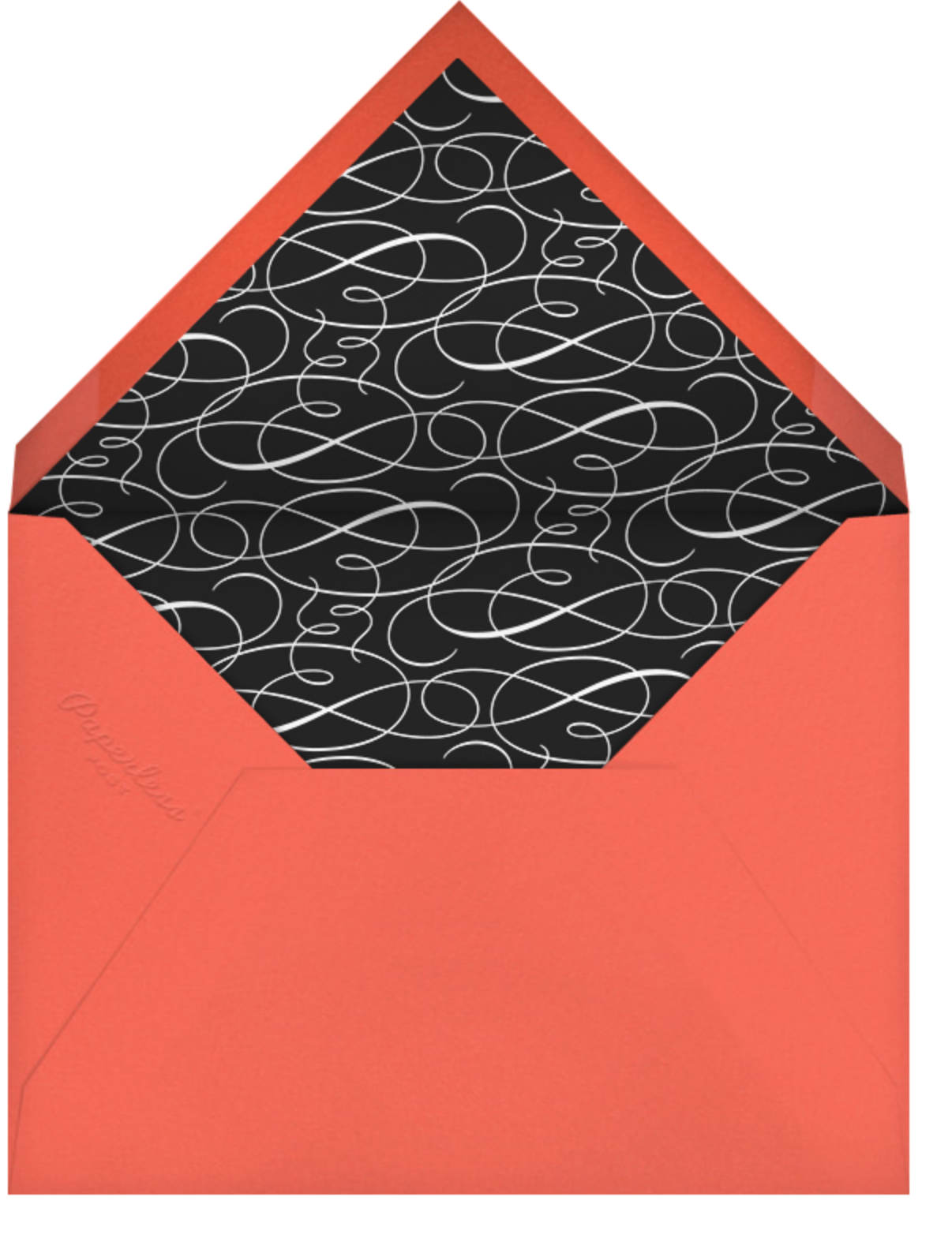 Marcellina - Paperless Post - Professional events - envelope back
