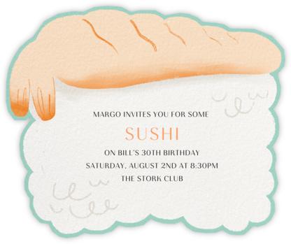 Ebi - Paperless Post - Adult Birthday Invitations