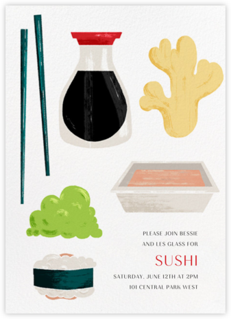 Omakaze - Paperless Post - Dinner Party Invitations