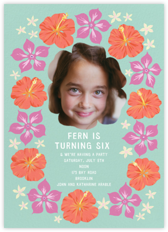 Ala Moana (Photo) - Paperless Post - Online Kids' Birthday Invitations