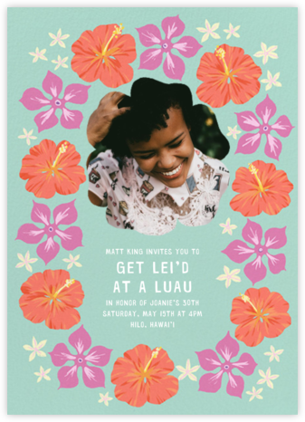 Ala Moana (Photo) - Paperless Post - Adult Birthday Invitations