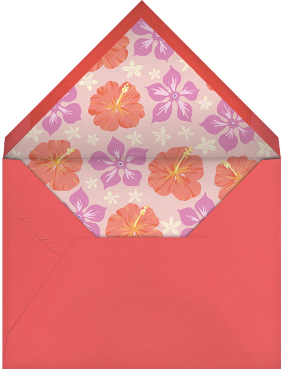 Ala Moana (Photo) - Paperless Post - Birthday - envelope back