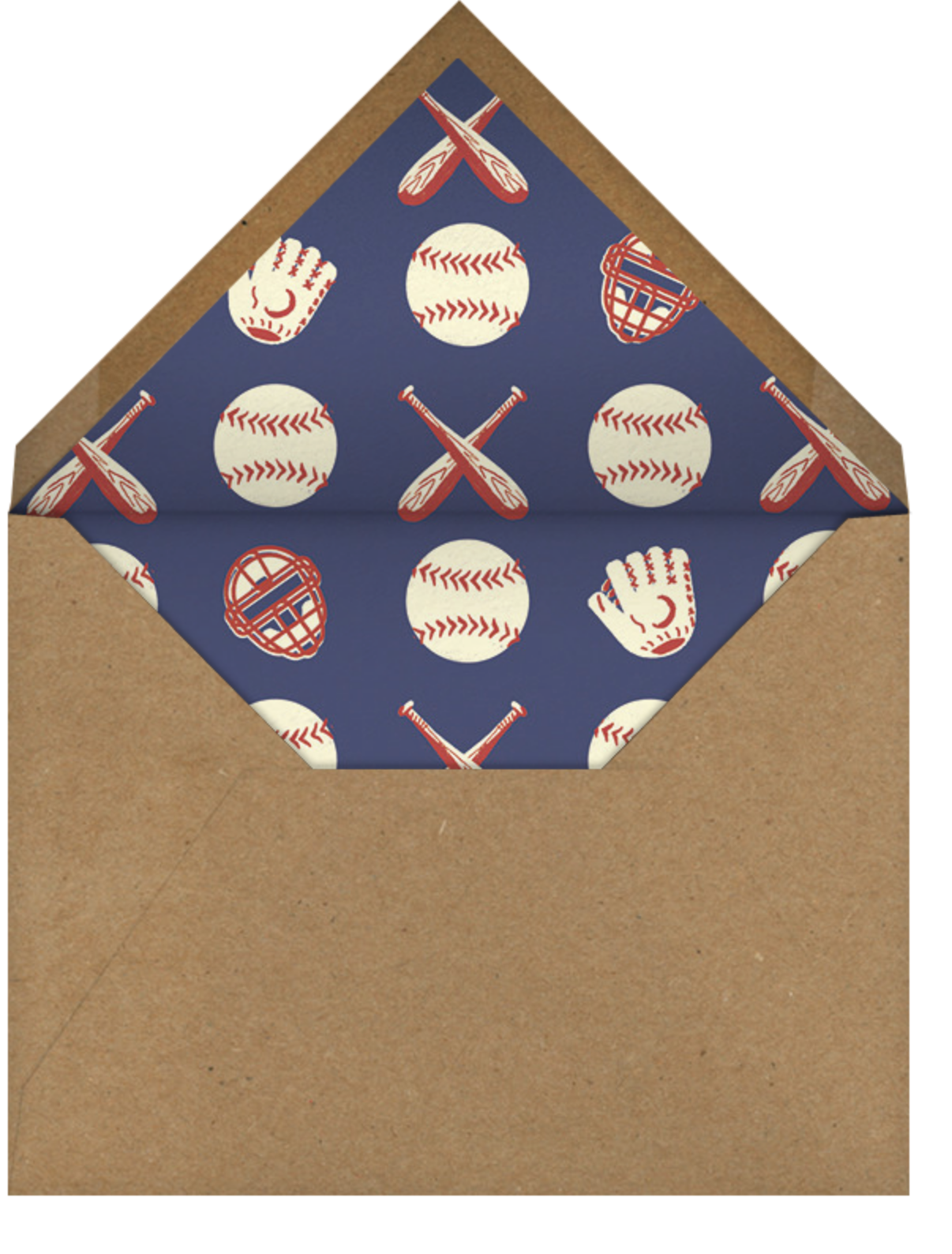 Batter Up - Paperless Post - Kids' birthday - envelope back