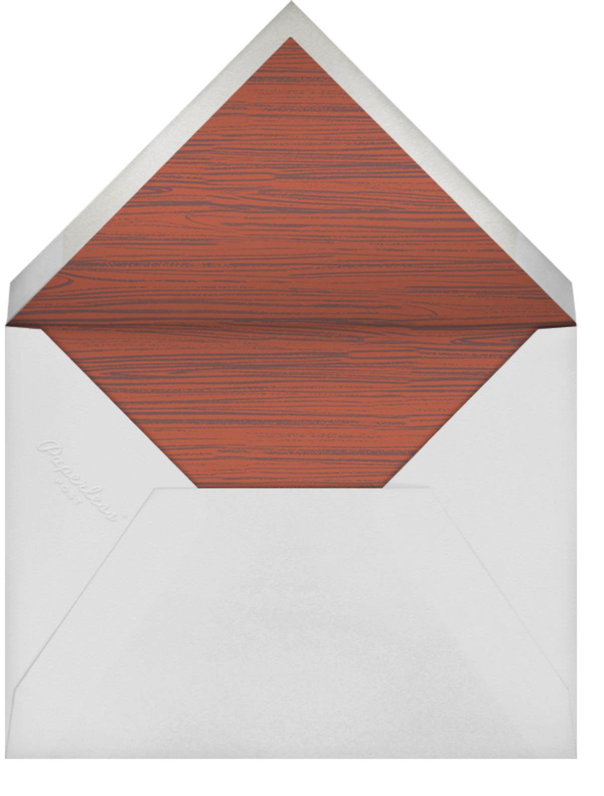 Cock of the Walk - Paperless Post - Kids' birthday - envelope back