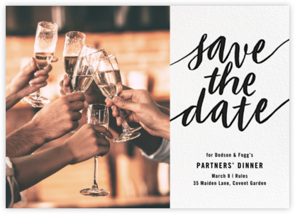 Evelina (Photo) - Paperless Post - Event save the dates