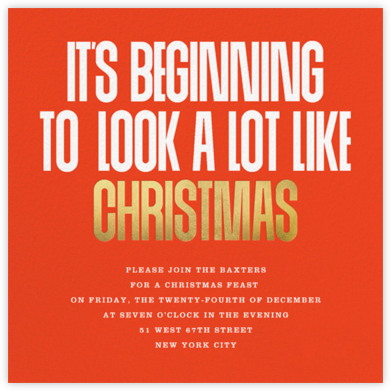 Holiday Preview - Paperless Post -