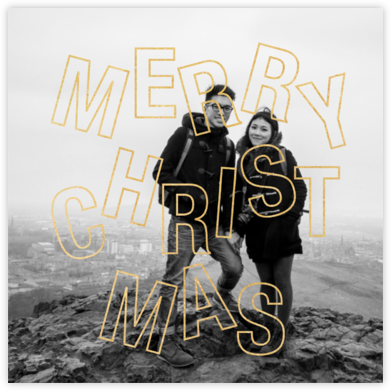 Jubilant Jumble - Christmas - Paperless Post - Christmas Cards