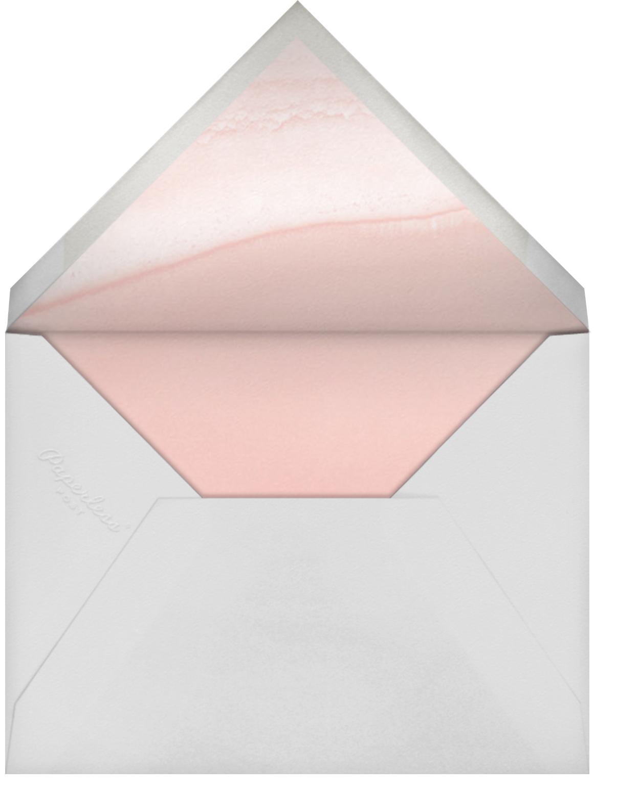 Heart Frame - Paper Source - Printable invitations - envelope back