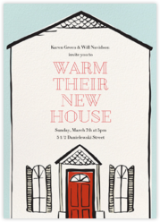 Housewarming Party Invitations Online At Paperless Post