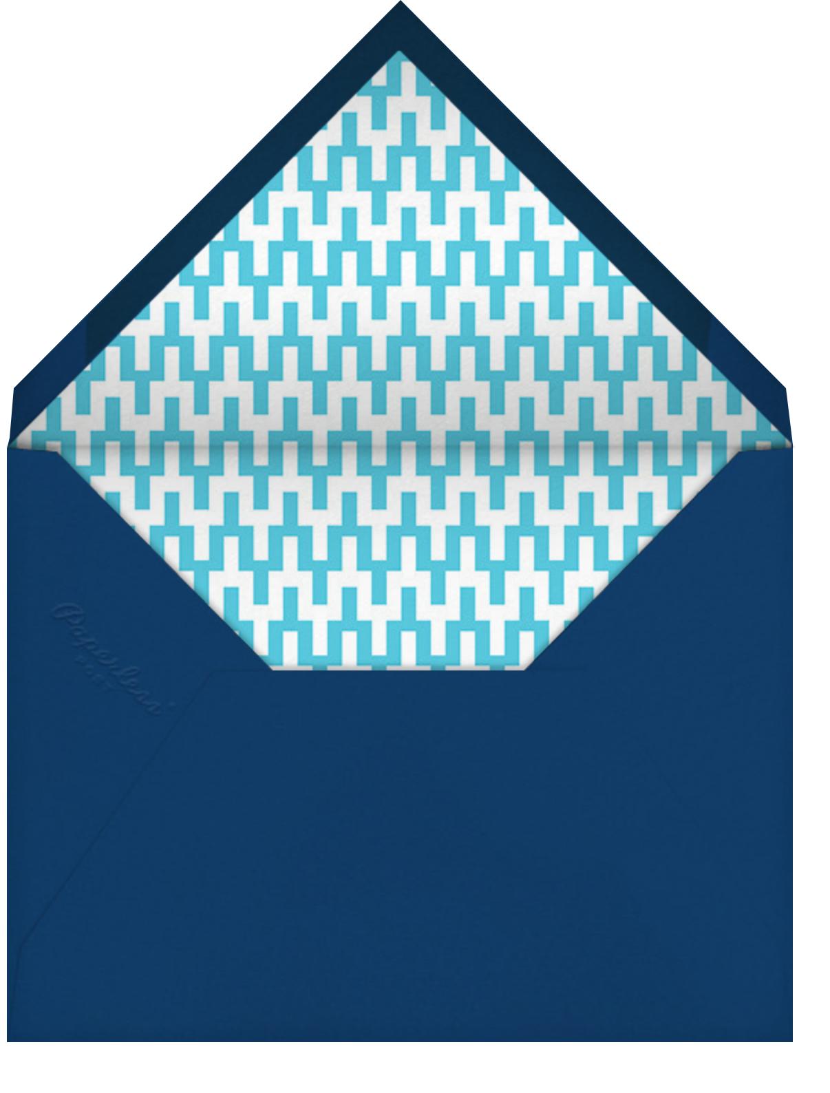 Get Whale Soon - Jonathan Adler - Get well - envelope back