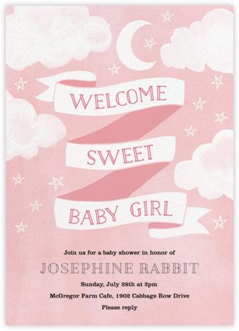 Sweet Baby Girl - Paper Source -