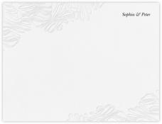 Ruffle (Stationery) - Black
