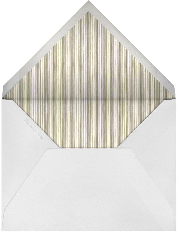 Thurloe - Paperless Post - General entertaining - envelope back