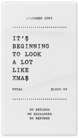 Gifts for the Magi - Paperless Post - Funny Christmas eCards