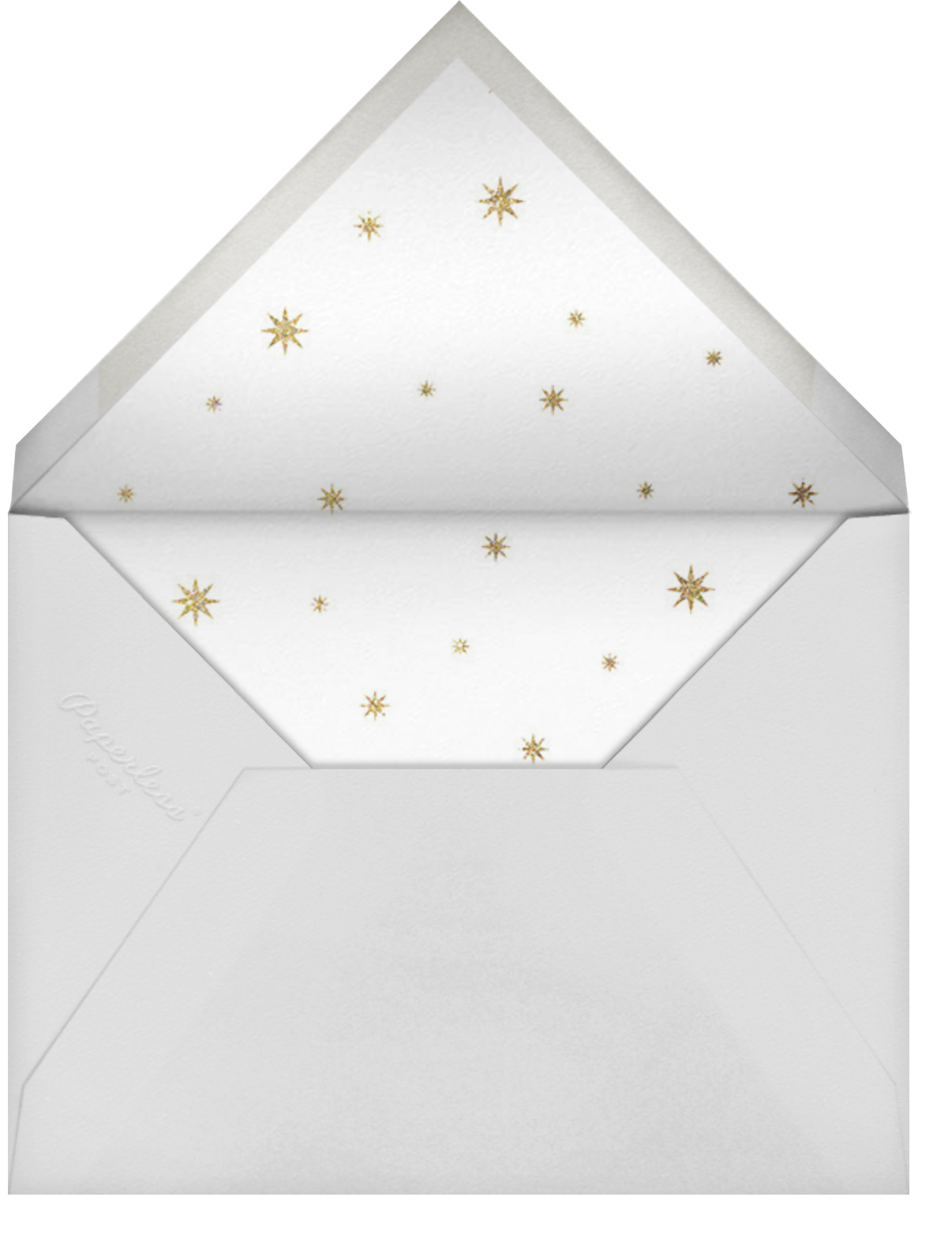 Do Drop By Bears - Paperless Post - New Year's Eve - envelope back
