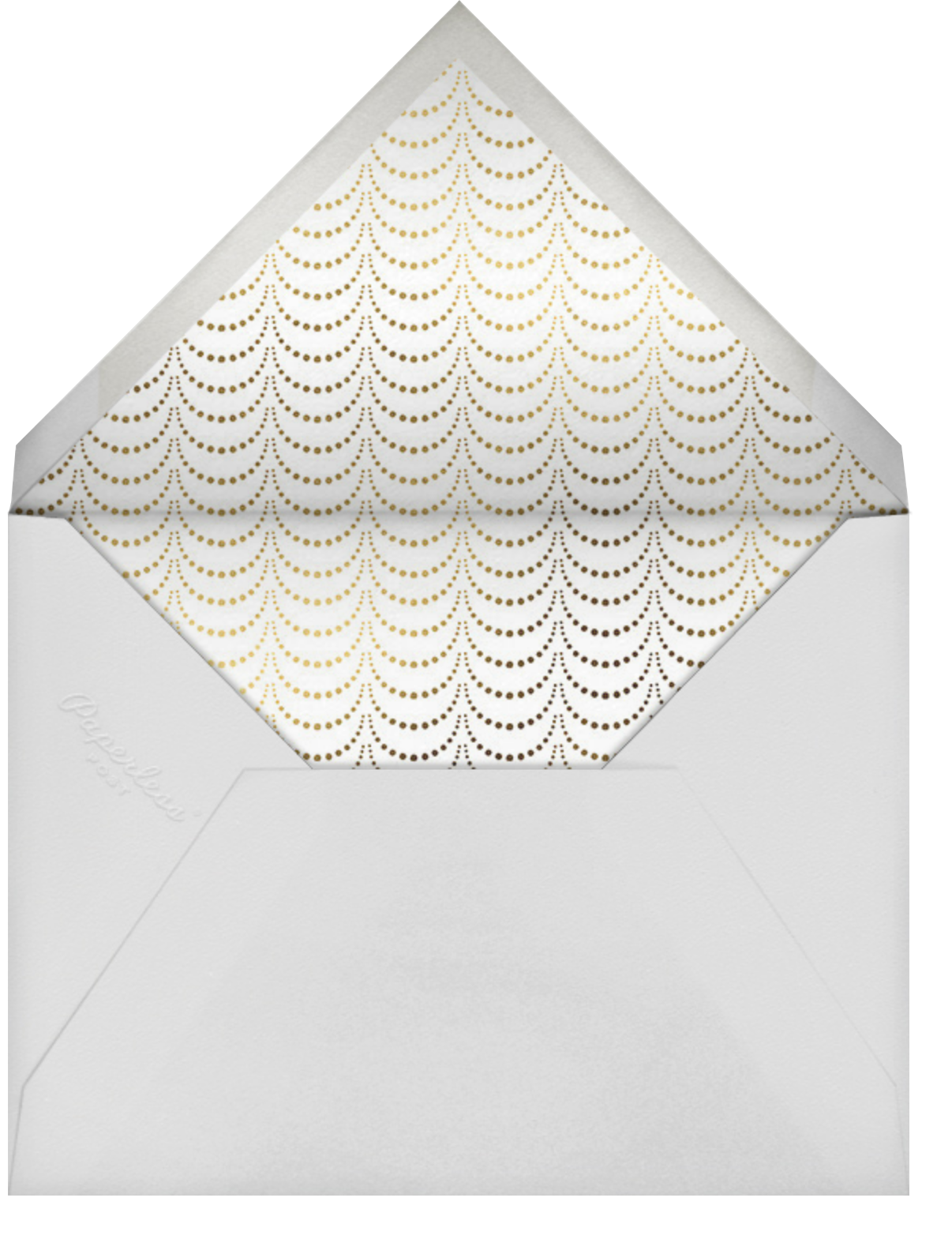 Happy Golden Days - Cheree Berry - Holiday cards - envelope back
