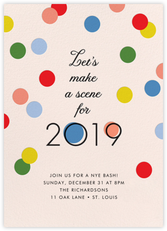 Making Scenes 2019 - Cheree Berry - Cheree Berry invitations and cards
