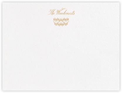 Patola (Thank You) - Medium Gold - Crane & Co. -
