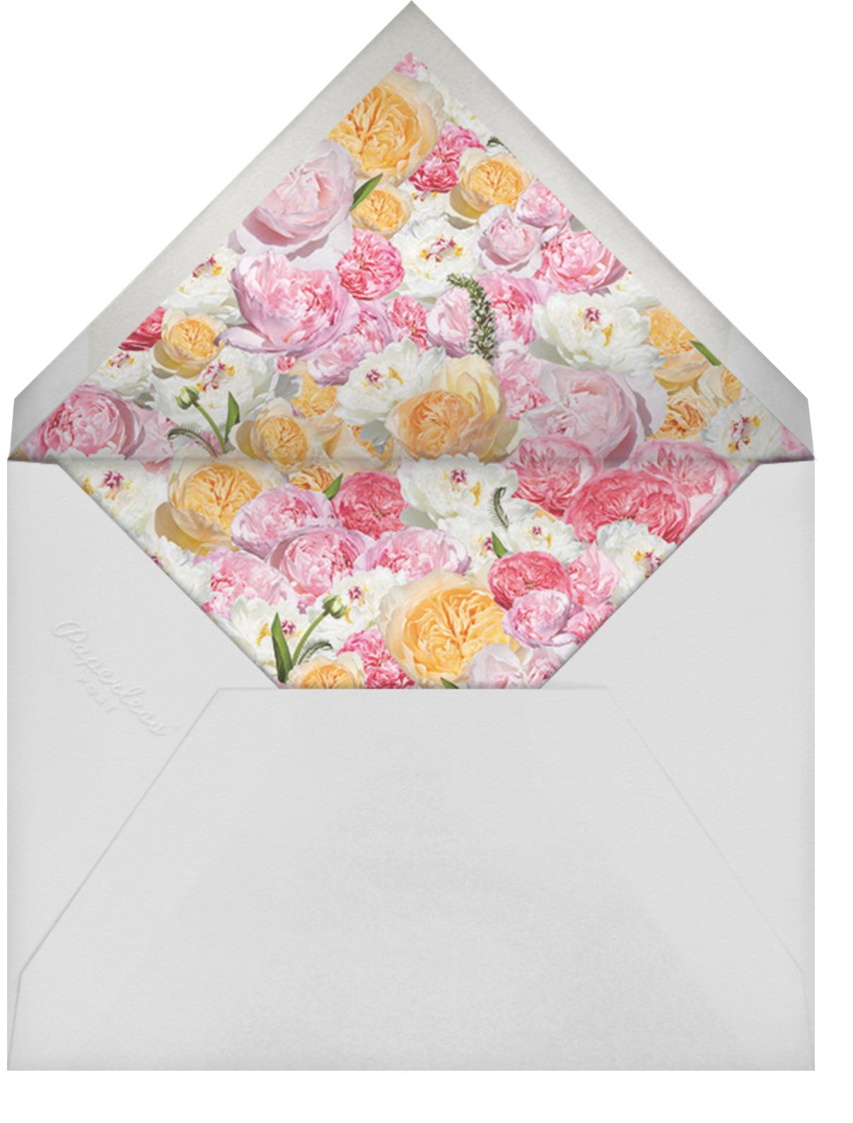Brunswick (Photo Announcement) - Paperless Post - Envelope