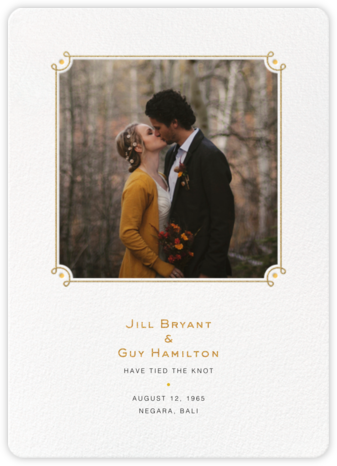 Nursery Rhyme - Paperless Post - Wedding