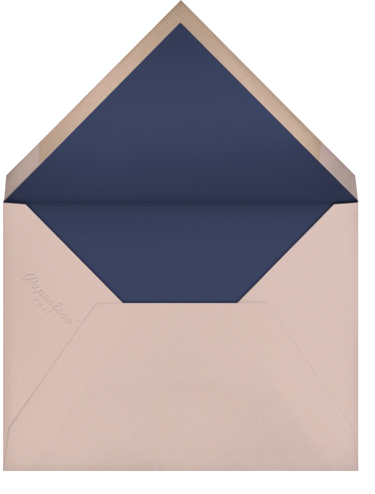 Top Form - Paperless Post - Wedding - envelope back
