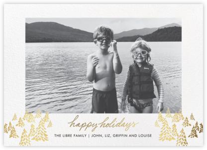 Happy Little Trees - Linda and Harriett - Linda & Harriett cards and invitations
