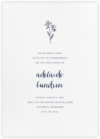 White (Tall) - Paperless Post - Celebration invitations