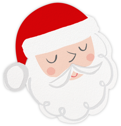 Santa's Satisfied - Meri Meri - Meri Meri