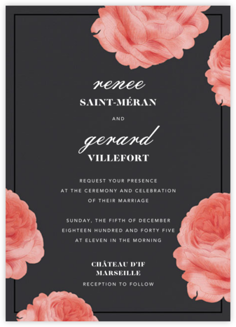 Petit Chou - Paperless Post - Wedding Invitations