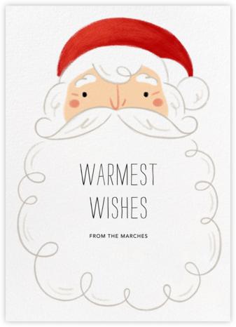 Whitebeard - Paperless Post - Online greeting cards