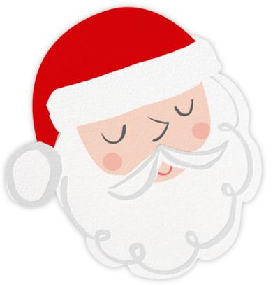 Santa's Satisfied - Meri Meri