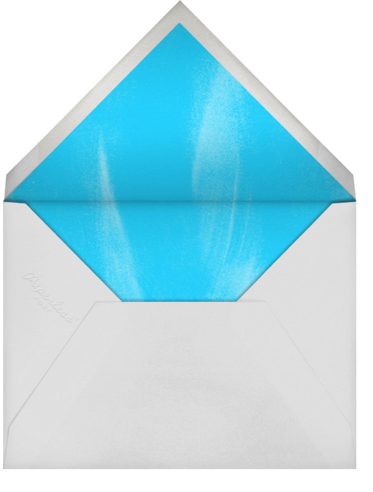Bonaire - Paperless Post - Envelope